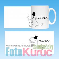 """Hrnček """"Tea-Rex"""""""